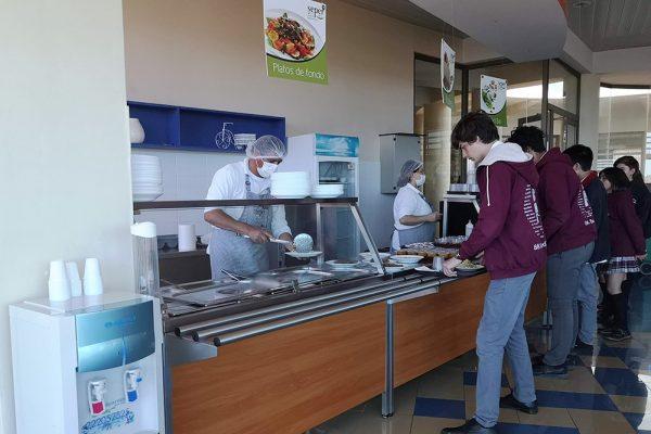 Alimentos Casino Colegios